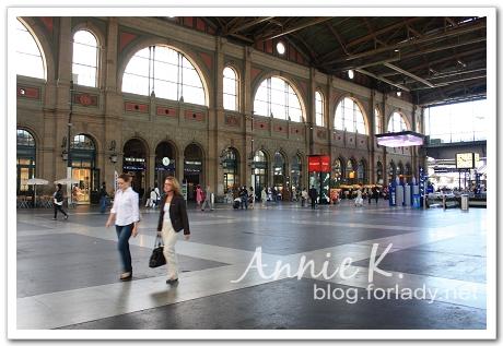 蘇黎世火車站