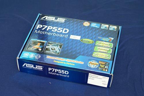 ASUS P7P55D