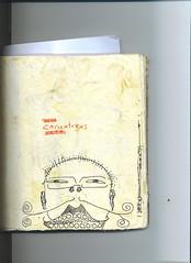 Caricaturas Jaime. (Loana Ibarra) Tags: urban music color colour detail art illustration mexico graffiti mix stencil
