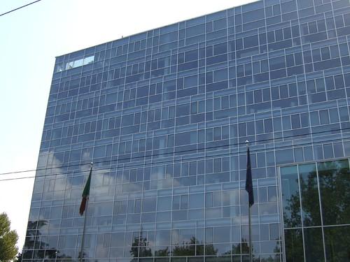 palazzo del Consorzio Cooperative Costruzioni / 1
