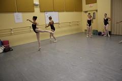 Ballet 095 (Michelle Lisa) Tags: ballet black beach dance theatre florida southern level pointe leotard advanced boynton