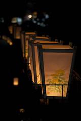 (yocca) Tags: light festival japan candle lantern nara 2009  asukamura   sep2009