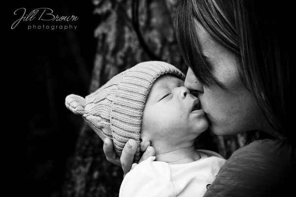 September 26, 2009:  Baby Session