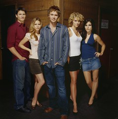 One Tree Hill cast (Veronica_Mars_90210) Tags: usa tree one michael bush gallery chad hill murray sophia onetreehill oth chadmichaelmurray sophiabush