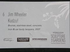 2008-01-27-Stoneleigh-2007-06-01-Kudzu! (russellstreet) Tags: newzealand sculpture auckland kudzu nzl manukau aucklandbotanicalgardens jimwheeler sculpturesinthegarden2007 stoneleighsculpturesinthegarden2007