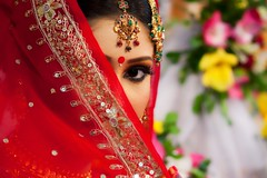 Bride covering eyes with veil (insane_capture) Tags: wedding red woman flower detail topf25 floral colors beautiful beauty yellow bride eyes asia pretty veil ceremony style marriage jewellery ornaments dhaka shari bangladesh shadi mistery 500d biye redpassion flickraward magicalbeauty bangladeshiwedding 55250mm spiritofphotography orientalbride