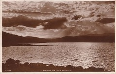 Loch Rannoch, Evening On 1935