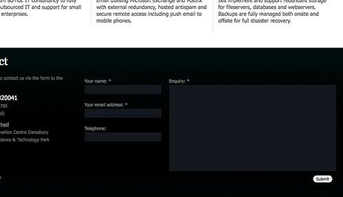 Webform Block Example