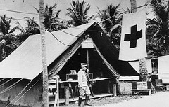 American Red Cross Station, 1917