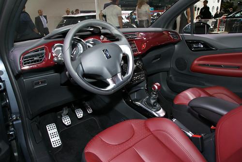 Citroën DS3 .