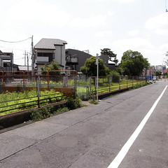 Shin-kane railroad crossing 03