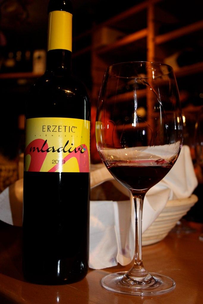 Erzetič - Mladivo