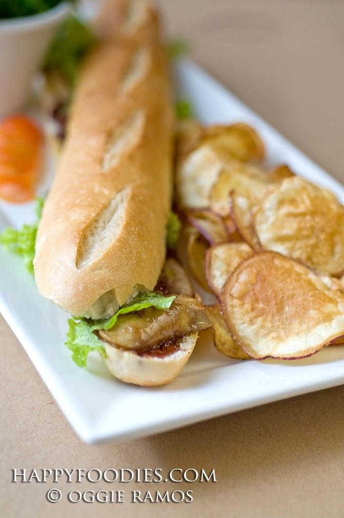 Cuilleres Le Foi Gras Sandwich (P1,295.00)