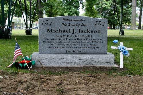 Makam Michael Jackson