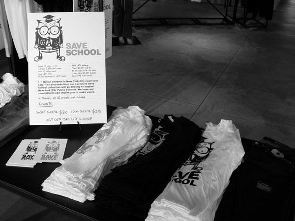 save school