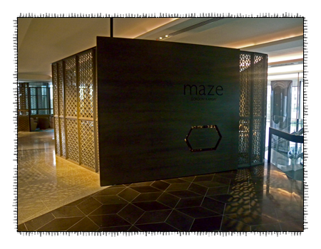 maze melbourne© by Haalo