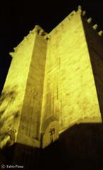 Torre dell'elefante (Cagliari, Sardinia) (Fabio Pinna) Tags: sardegna cagliari sardinia italia torre sardaigne torredellelefante castello italy negative analogica pellicola italie pelliculephotographique 35mm film europe tower tour pellicolafotografica negativo film35mm fabiopinna argentique ville