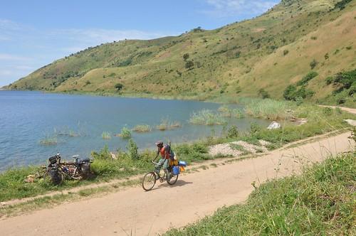 Beside Lake Tangayika