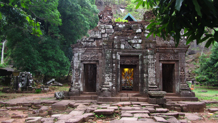Vat Phu, Laos