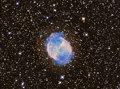 M27 Dumbbell Nebula with a lil bit of Ha (Terry Hancock www.downunderobservatory.com) Tags: camera sky monochrome field night canon stars photography pier backyard fotografie photos 10 space shed bisque science images astro observatory telescope nebula software terry modified astronomy imaging ha hancock alpha messier ccd universe 27 amateur f8 cosmos technologies hydrogen paramount osc the astronomer teleskop m27 astronomie dumbbell 500d byo deepsky astrograph flattener astrotech astrophotographer Astrometrydotnet:status=solved t1i ritcheychrtien Astrometrydotnet:version=14400 mks4000 gt1100s qhy9m at2in Astrometrydotnet:id=alpha20110598236430