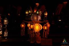 Wesak Lantern - Police Park (lakpuratravels) Tags: park police lantern wesak