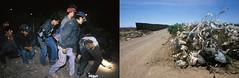 migration-II (mexadrian) Tags: workers crossing border viento basura migration frontera patrol migrant