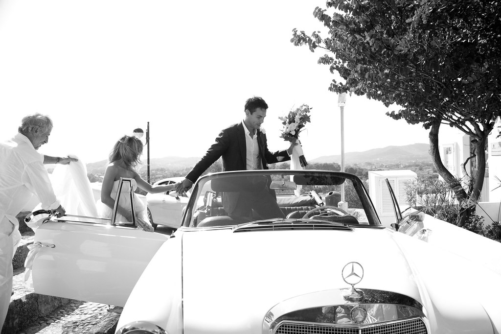 IBIZA WEDDING CAR