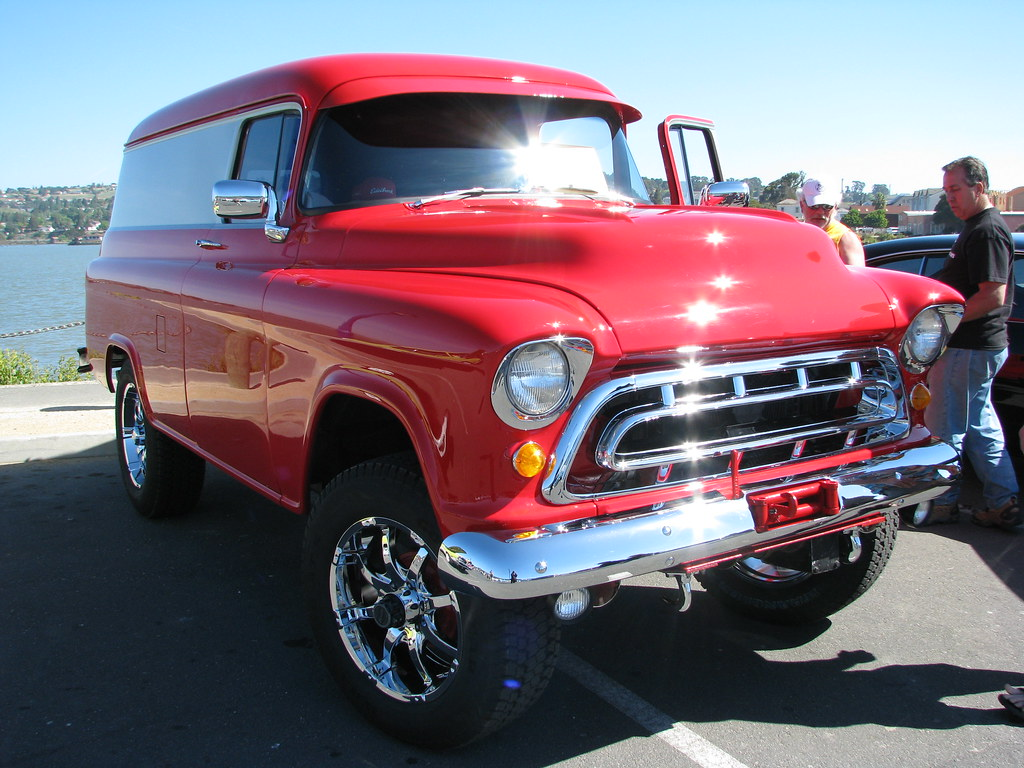 The Worlds Best Photos Of 1957 And Napco Flickr Hive Mind Chevy Panel Van Gmc 4x4 Custom 57blazr 2 Jack Snell Thanks