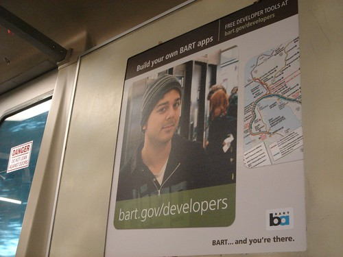 Build your own BART apps