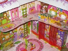 Фото детская книга-дом