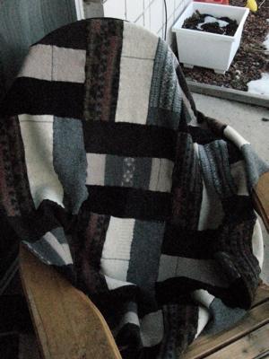 Felt Blanket 2