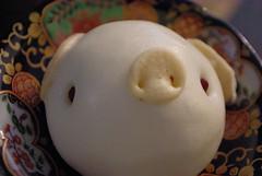 Piggy bun