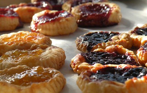 little jam tarts