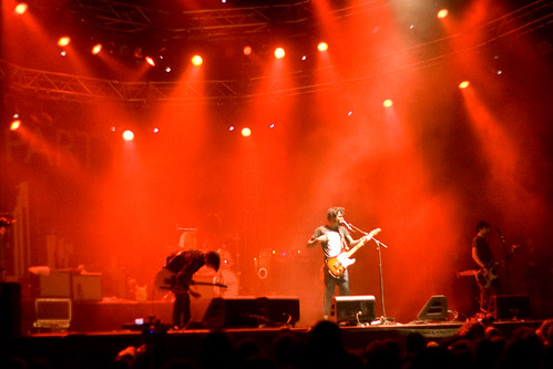 Bloc Party @ Osheaga 2007