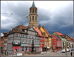 Thunderstorm over Rottweil (Habub3) Tags: street city travel architecture buildings germany deutschland photo nikon explore architektur thunderstorm gewitter hdr d300 rottweil supershot abigfave colorphotoaward aplusphoto ultimateshot theunforgettablepictures colourartaward goldstaraward habub3