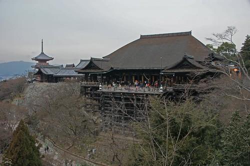 Kiyomizu Temple 清水寺