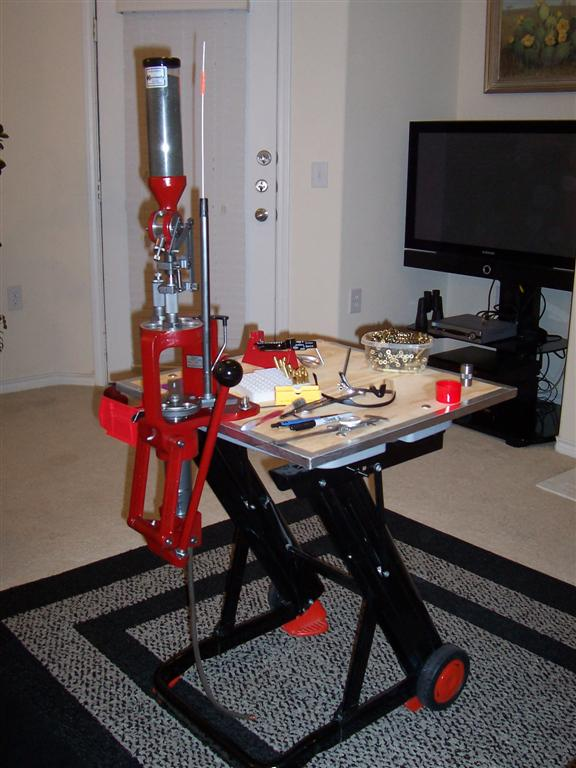 Fine Whats The Best Way For Me To Set Up A Reloading Rig In My Unemploymentrelief Wooden Chair Designs For Living Room Unemploymentrelieforg