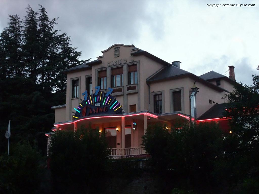 Casino de Saint-Nectaire