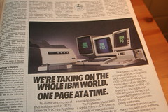 We're Taking on the Whole IBM World