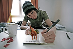 2: Writer of Fictions (Nick Today) Tags: portrait norway self nick writer today