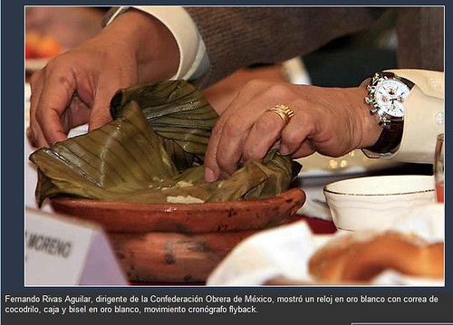 charros mexicanos y sus riquezas