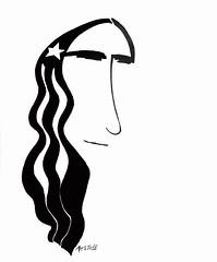 Caricatura Aristide (Joany) por Yoani Sánchez
