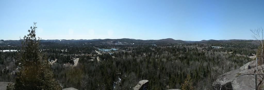 L'Aiguille, Parc Régional Dufresne