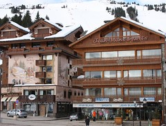 Jean Blanc Sports Courchevel