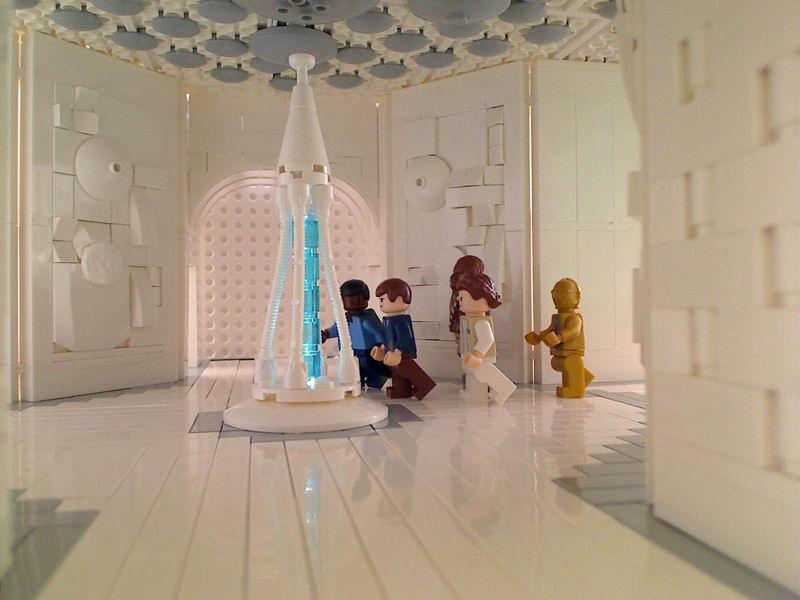 Moc Cloud City Wip Lego Star Wars Eurobricks Forums