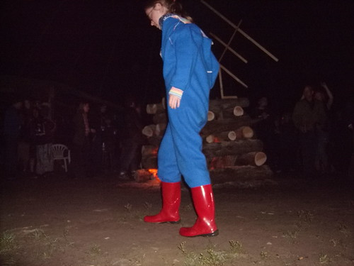 20090704 - X-Day - GEDC0345 - Pantiara - by the bonfire pit - please click through to leave a comment on FlickR