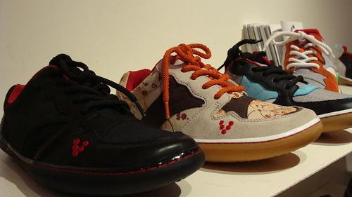 Heel Deck Shoes