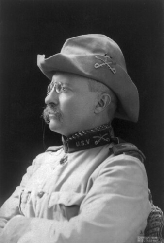 Teddy Roosevelt Rough Riders. Rough Rider: