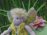 Fairy Princess Water Lily - Custom Baby