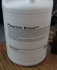 Excel 4L packaging (ashappard) Tags: excel seachem
